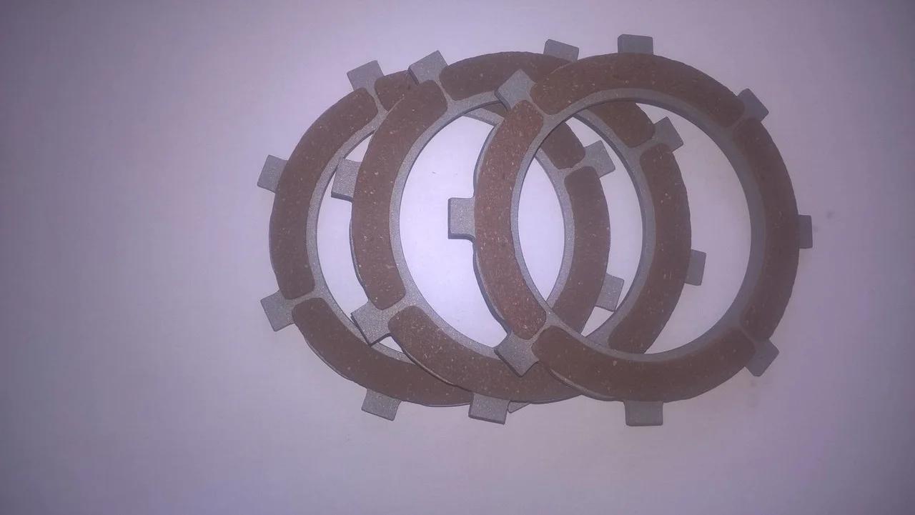 Комплект дисков сцепления мотоблока Мотор Сич (Оригинал)