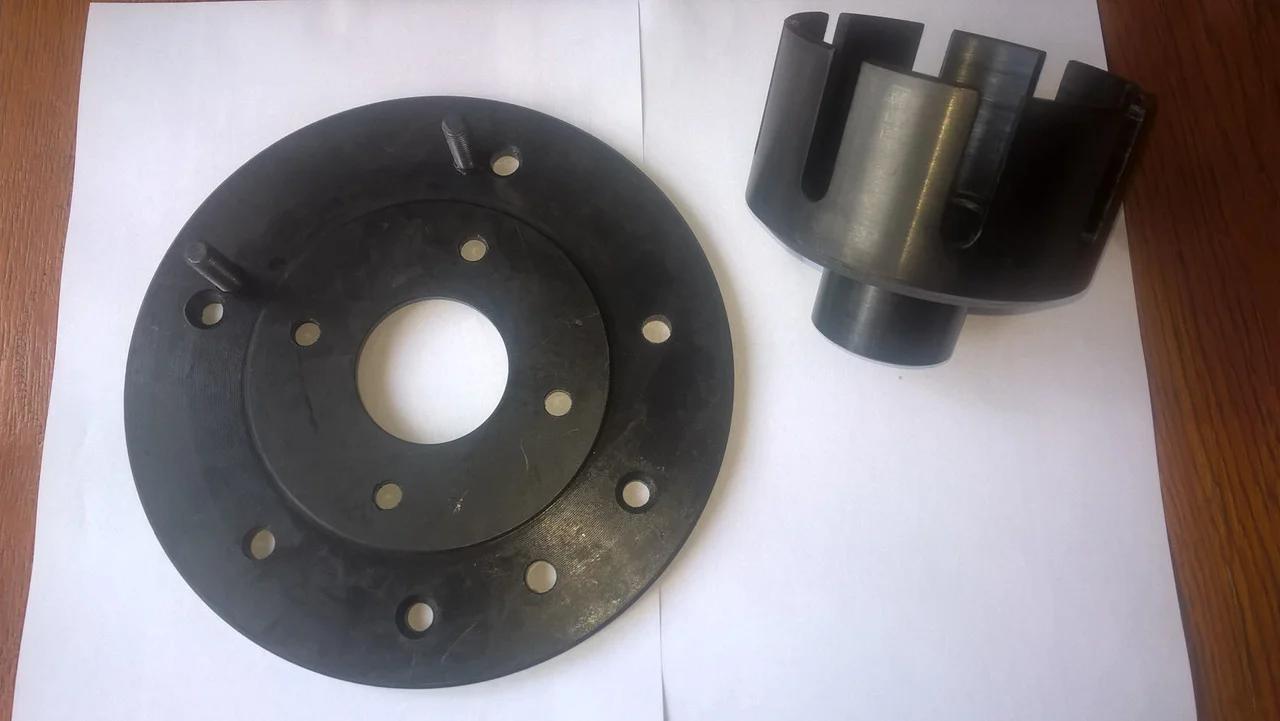 Комплект для подключения дизельного двигателя на мотоблок Мотор Сич (Оригинал)