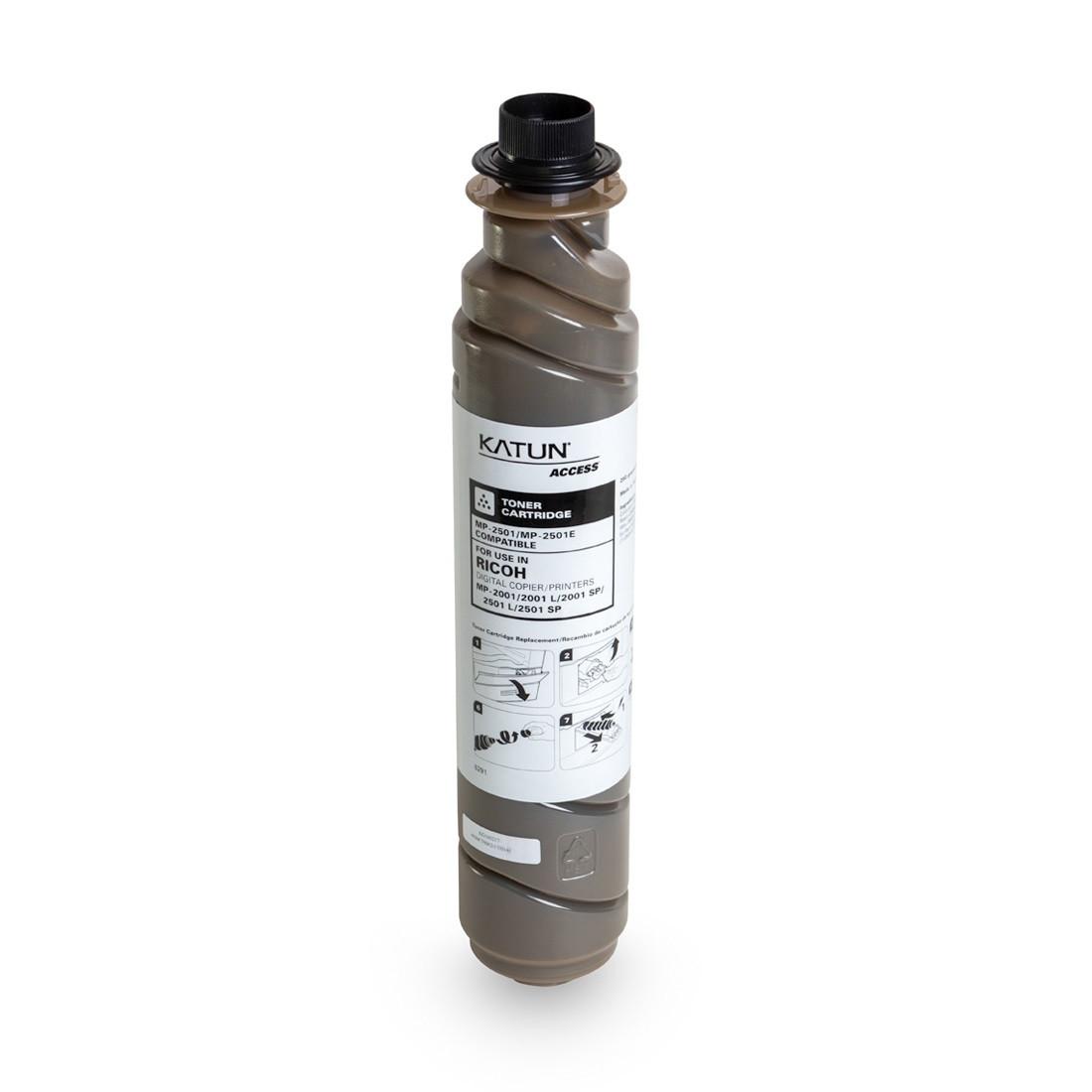 Тонер-картридж Katun MP 2001/2501 (250 гр)