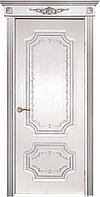 Комплект двери ЧФД Юнона ДГ с капителью
