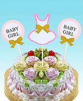 """Топпер """"Baby Girl"""""""