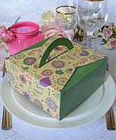 """Подарочная коробка """"Summer"""" (зелень)"""