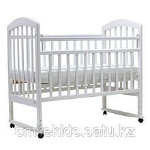 """Кровать детская Топотушки """"Лира-2"""", (белый)"""