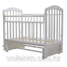 """Кровать детская Топотушки """"Лира-5"""", (белый)"""