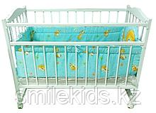 """Кровать детская Фея """"204"""", (белый)"""