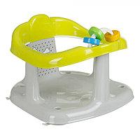Maltex: Сиденье для купания Panda, серый/зелёный