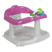 Maltex: Сиденье для купания Panda, серый/розовый
