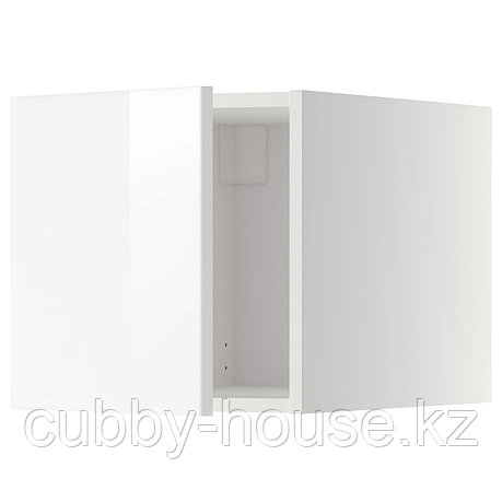 МЕТОД Верхний шкаф, белый, Хэггеби белый, 40x40 см, фото 2