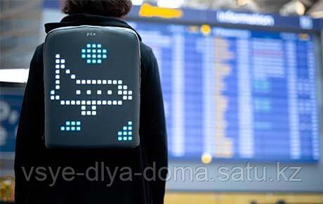 Цифровой LED рюкзак Pix
