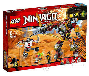 LEGO Ninjago: Робот-спасатель 70592