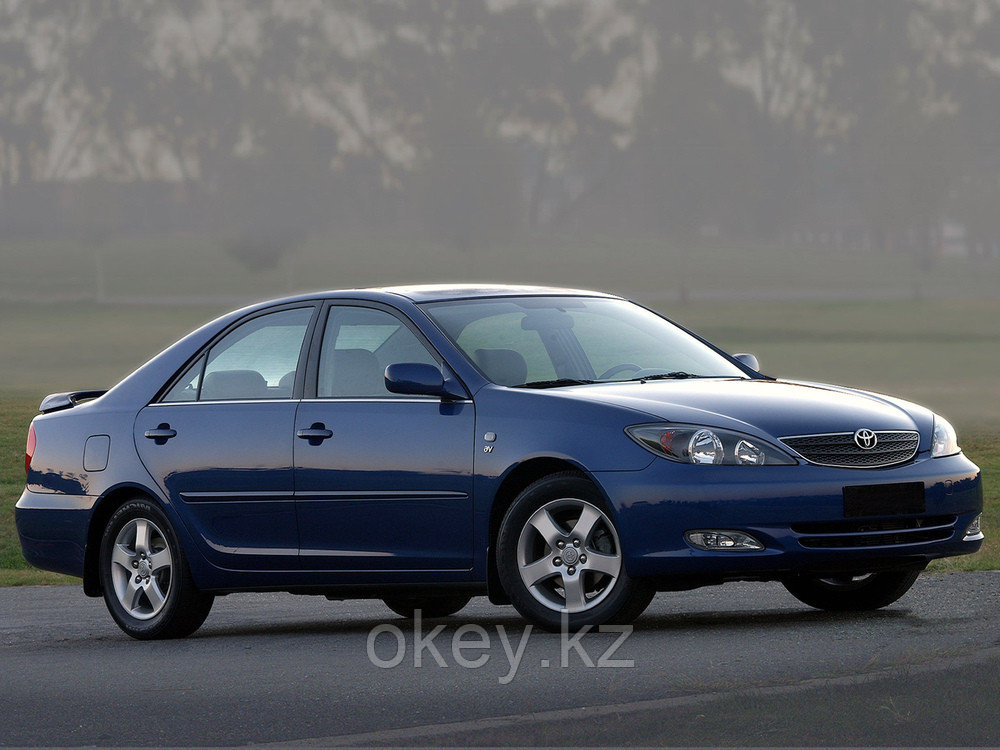Тормозные колодки Kötl 3374KT для Toyota Camry V седан (MCV3_, ACV3_, _XV3_) 2.4 VVT-i, 2001-2006 года выпуска.