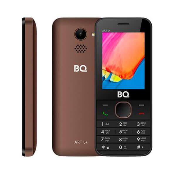 Мобильный телефон BQ-2438 ART L+ Коричневый