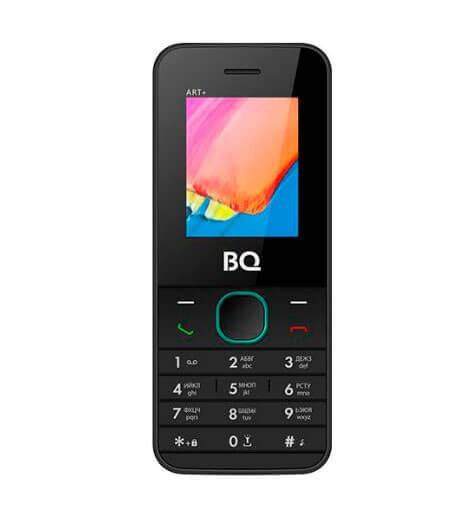 Мобильный телефон BQ-1806 ART Аквамарин