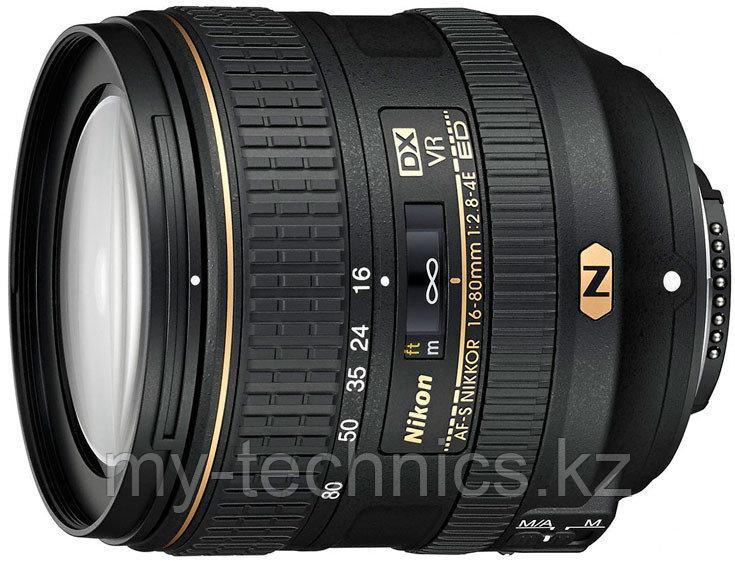 Объектив Nikon AFS DX 16-80mm f2.8-4E ED VR