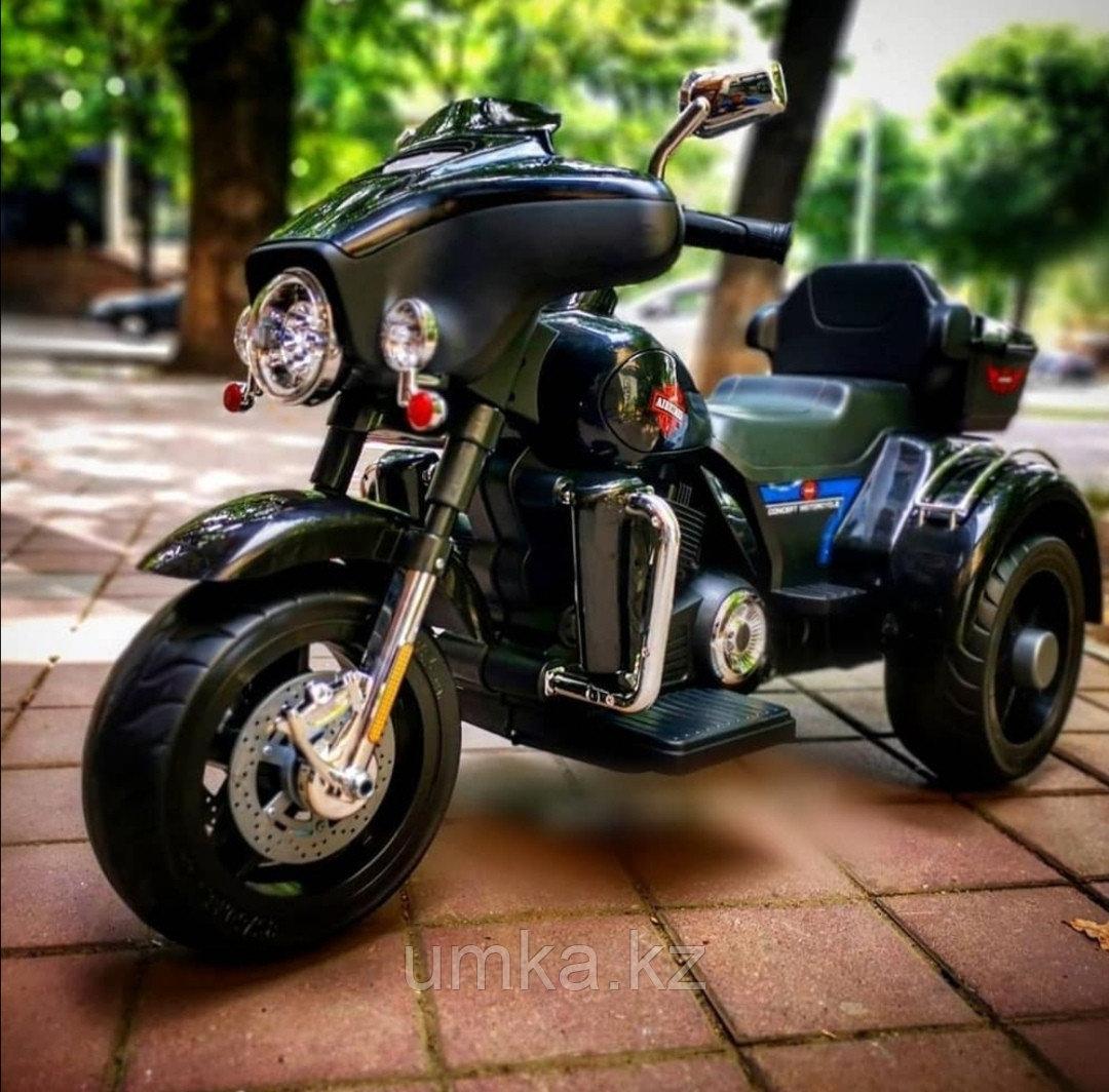 Детский электромотоцикл Harley Davidson