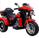 Детский электромотоцикл Harley Davidson, фото 3