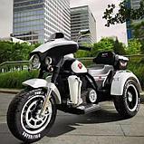 Детский электромотоцикл Harley Davidson, фото 4