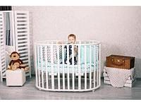 """Кроватка - трансформер Incanto """"Mimi 7 в 1"""", (белый), фото 1"""