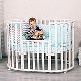 """Кроватка - трансформер Incanto """"Mimi 7 в 1"""", (белый), фото 2"""