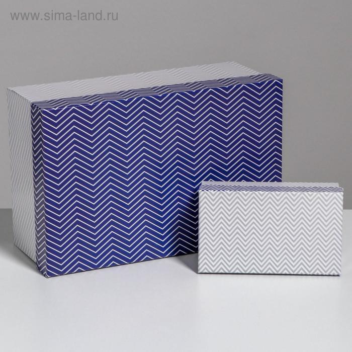 Набор коробок 10 в 1 «Орнамент», 32,5 × 20 × 12,5 - 12 × 7 × 4 см - фото 5