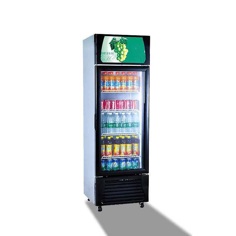 Витринный холодильники DOBON XLS-406G