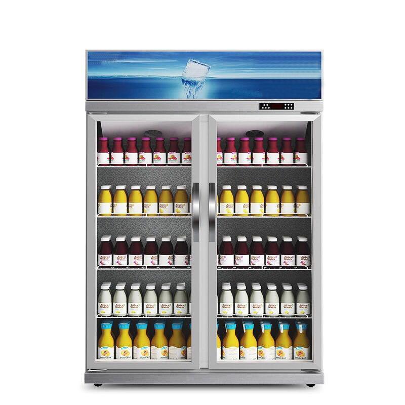 Витринный холодильники DOBON XLS-500W