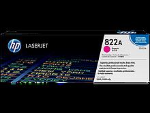 HP C8553A Картридж HP 822A лазерный пурпурный, ресурс 25000 стр