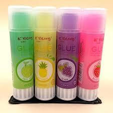 Клей-карандаш Yalong Fruit Flavor 25g