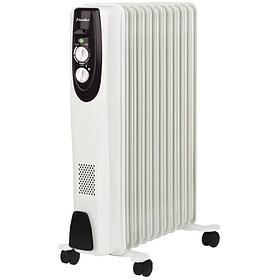 Радиатор масляный Ballu BOH/CL-11WRN, 2200Вт, механич. тип, белый BOH/CL-11WRN