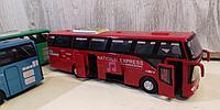Игровые автобусы, железные, звуковые