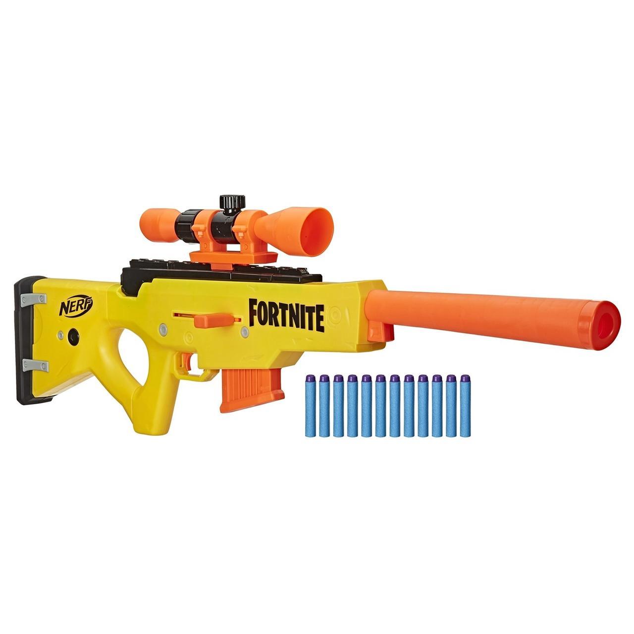 "Hasbro Nerf Бластер Нерф ""Фортнайт: Снайперская винтовка"" (BASR-L)"