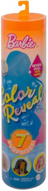 """Barbie """"Цветное перевоплощение"""" Кукла-сюрприз Барби, Color Reveal 3 серия"""