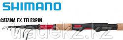 Удилище телескопическое SHIMANO CATANA EX 21ML