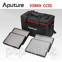 Комплект светодиодных осветителей Aputure Amaran 528KIT CCSS