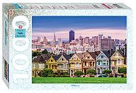 "Step Puzzle: пазл 1000 деталей ""США. Сан-Франциско"""