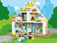 LEGO DUPLO 10929 Модульный игрушечный дом, конструктор ЛЕГО