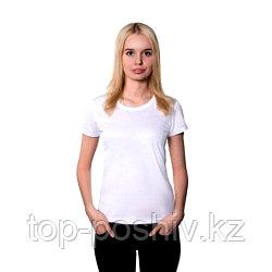 "Футболка ""Прима-Лето"", 50(L) ""Style Woman"" цвет: белый"