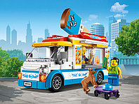 LEGO City 60253 Грузовик мороженщика, конструктор ЛЕГО