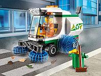 LEGO City 60249 Машина для очистки улиц, конструктор ЛЕГО