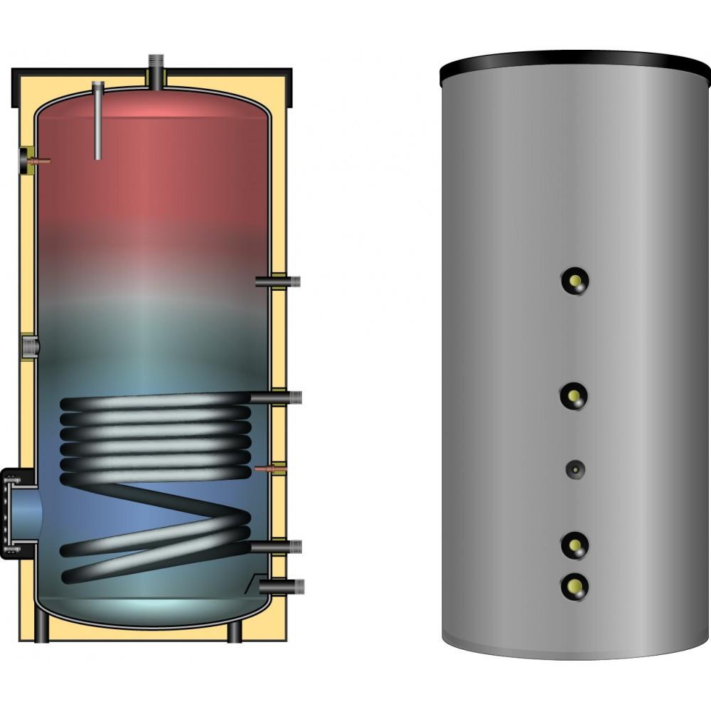 Бойлер емкостные напольные - косвенного нагрева BS 2000 - фото 2