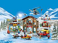 LEGO City 60203 Горнолыжный курорт, конструктор ЛЕГО