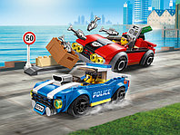 LEGO City 60242 Арест на шоссе, конструктор ЛЕГО