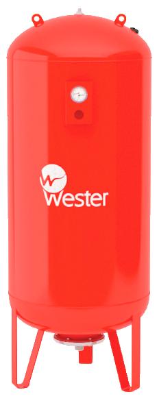Бак расширительный мембранный и накопительный Wester, WRV 1500