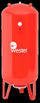 Бак расширительный мембранный и накопительный Wester, WRV 1500, фото 2