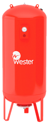 Бак расширительный мембранный и накопительный Wester, WRV 3000, фото 2