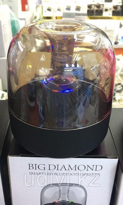 Портативная bluetooth колонка с подсветкой - фото 3