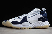 "Кроссовки Air Jordan Delta SP ""White/Dark Blue-Volt"" (36-46), фото 3"