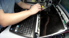 Ремонт корпуса ноутбука Алматы, фото 2