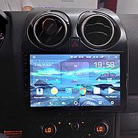 Автомагнитола Nissan qashqai Android Teyes