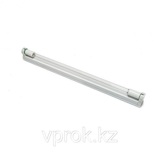 Кварцевая бактерицидная лампа с креплением на стену 20W (T8UVC), 60 см - фото 2